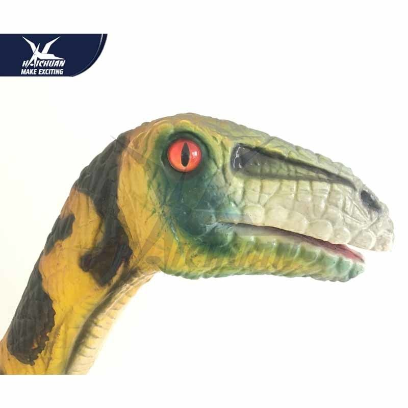 Mechanical Alive Outdoor Dinosaur Lawn Ornament / Large Dinosaur Models